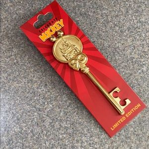 Limited Edition Mickey Mouse Key Pin
